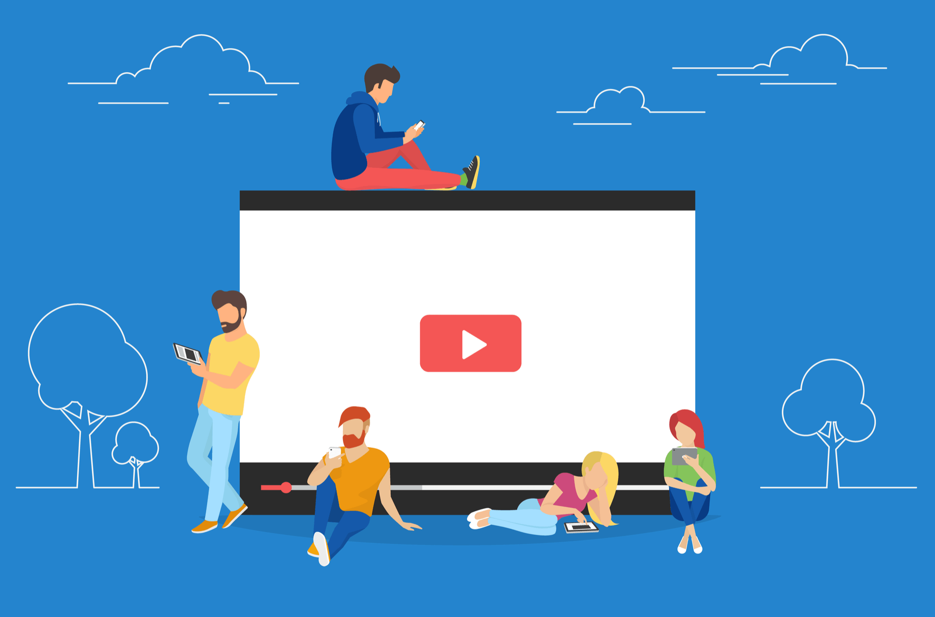Types of Videos for Dental Marketing on YouTube